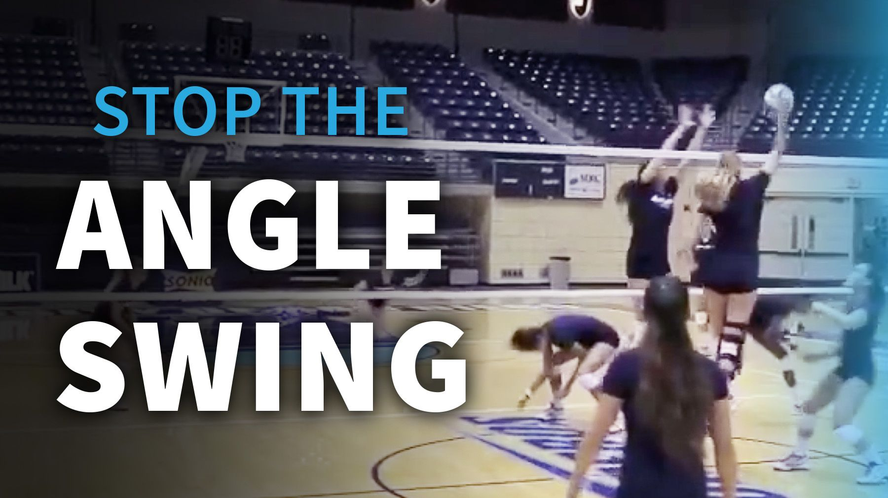 Bigger Doesn T Always Mean Better When It Come To Your Team S Block Check Out How To Take Away Basketball Workouts Coaching Volleyball University Of San Diego