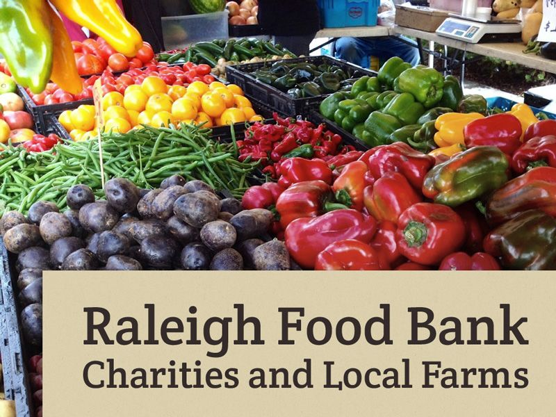 Raleigh food bank charities food food bank charity