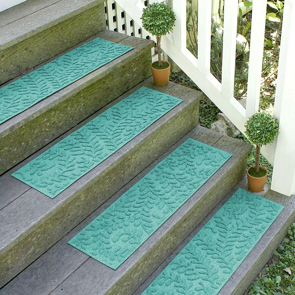 Best Weather Guard™ Boxwood 8 5 Inch X 30 Inch Stair Treads In 400 x 300