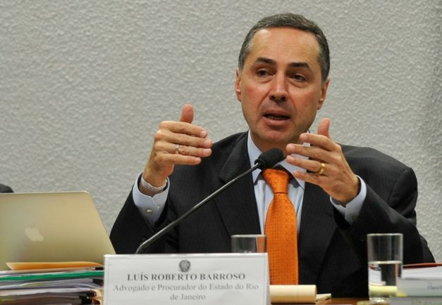 "BLOG ÁLVARO NEVES ""O ETERNO APRENDIZ"" : MINISTRO DO STF LUÍS R. BARROSO DISSE QUE O PAPEL ..."