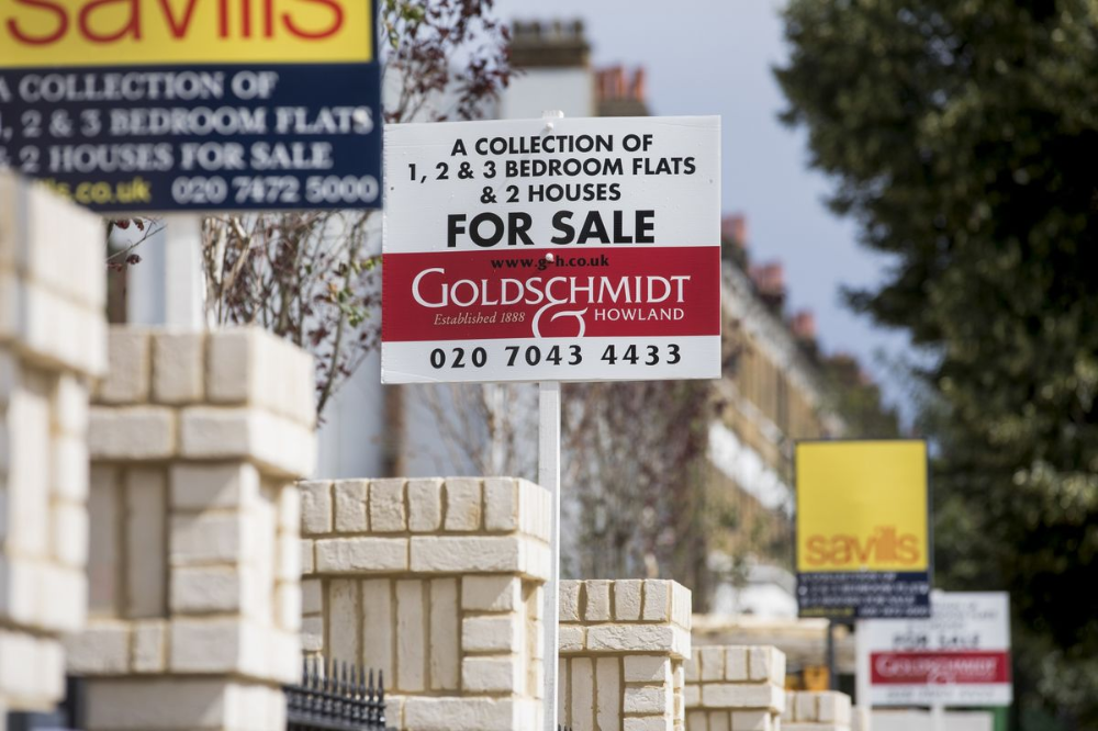 U.K. House-Price Gains Cool to Slowest Since 2013, Halifax ...