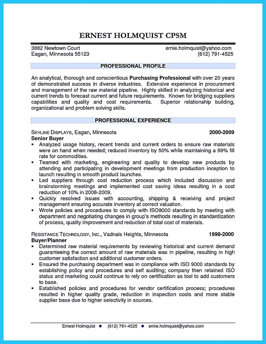 Cool Worth Writing Assistant Buyer Resume To Make You Get The Job Check More At Http Snefci Org Worth Writing Assistant Buyer Resume To Make You Get The Job