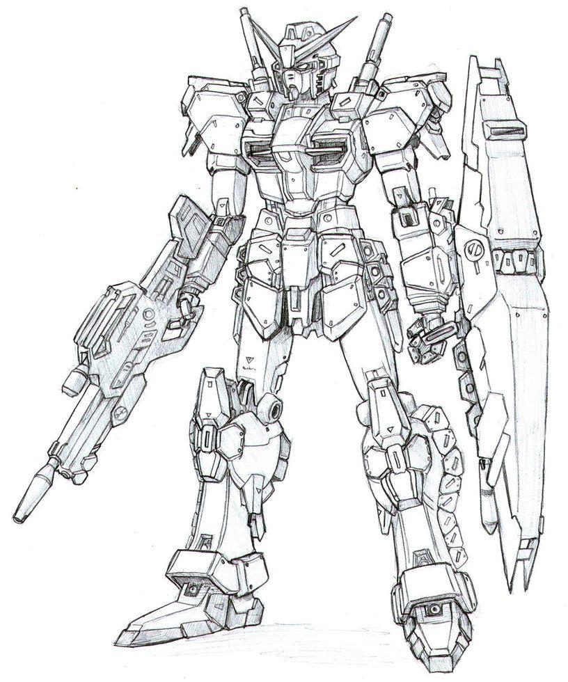 Gundam Coloring Pages Google Search Coloring Pages Custom Gundam Gundam Art