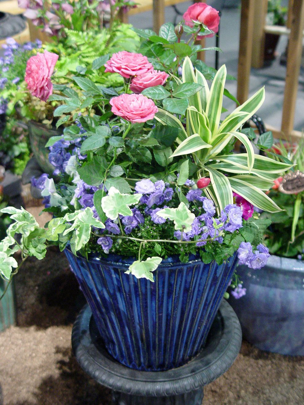 Ohio Shade Gardens Colorful Containers For Sun And Shade 400 x 300