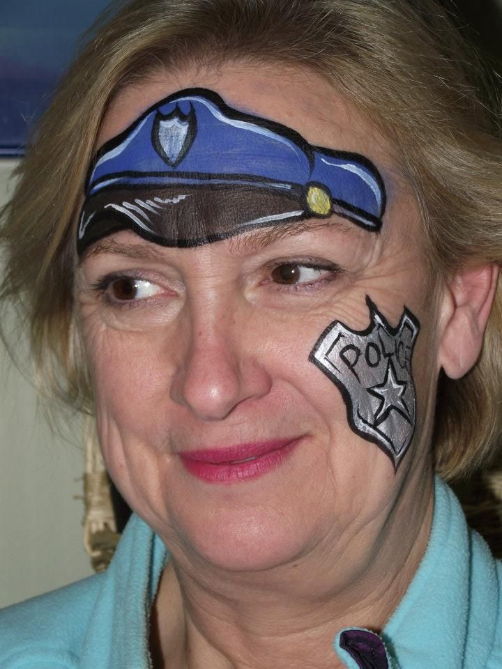 NJ Face and Body Art Guild (NJFABAG) Face painting
