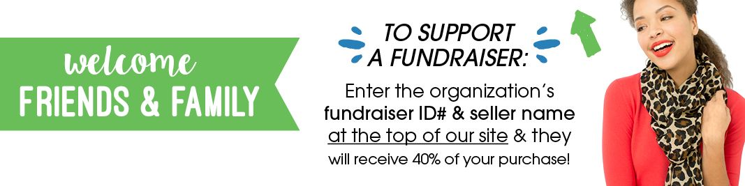 Support our fundraiser at Mixed Bag Designs
