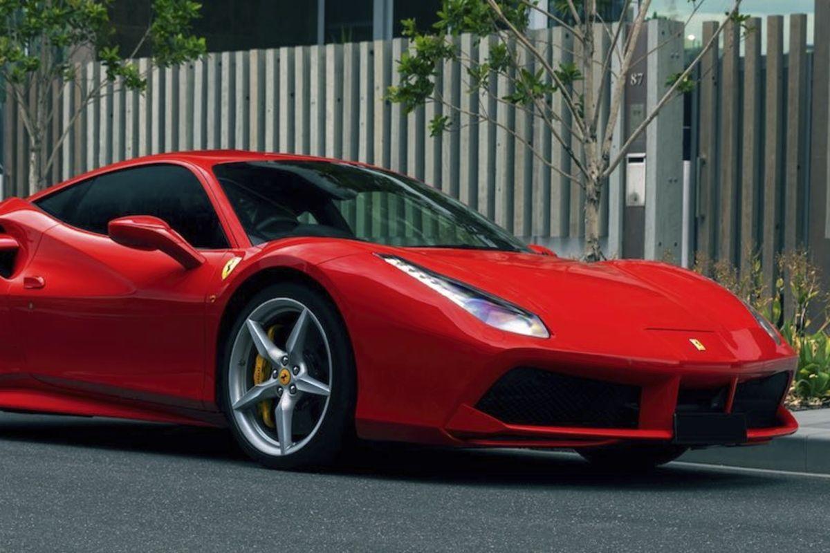 Ferrari 488 Gtb 1 Hour Driving Experience Ferrari Driving Experience Ferrari 488