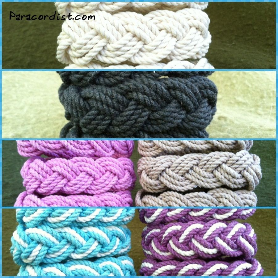 Links To 2 Youtube How To Videos For Turkish Knot Bracelets