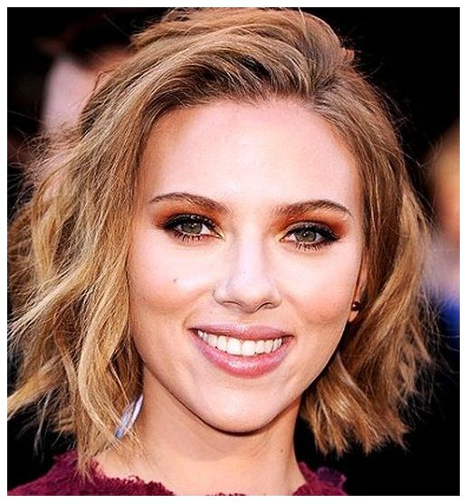 Medium Haircuts For Square Faces: Hairstyles For Fine Hair Square Face