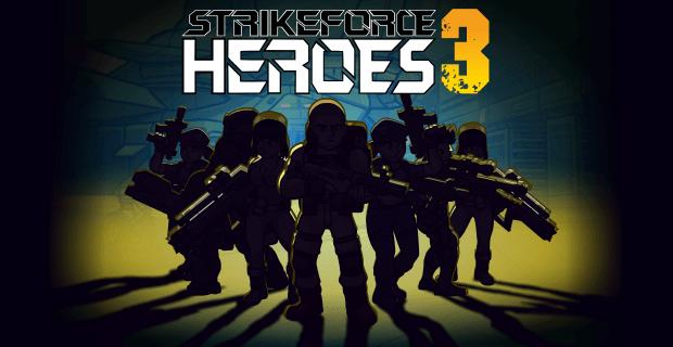 Paly Strike Force Heroes 3 Hacked Unblocked At School