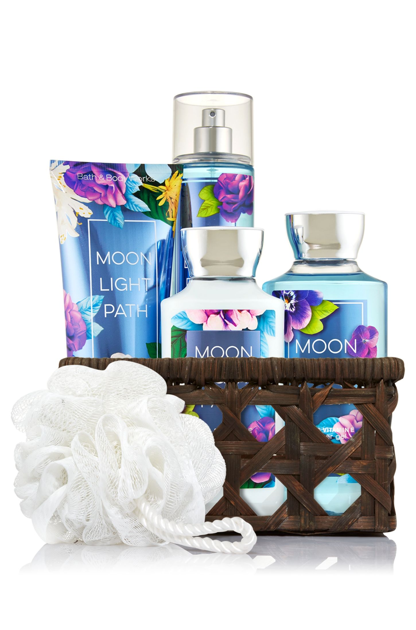 Moonlight Path Basket of Favorites Gift Kit - Signature Collection ...