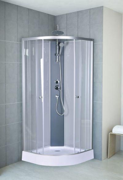 Ebenerdige Dusche einbauen, abdichten und fliesen Dusche
