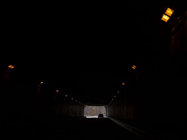 The Allegheny Mountain Tunnels, on the Pennsylvania Turnpike in Somerset County, Pa., need to be replaced or bypassed for expansion according to authorities. Mark Pynes   mpynes@pennlive.com