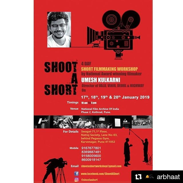 Repost At Arbhaat At Getrepost Shoot A Short A 4 Day Short