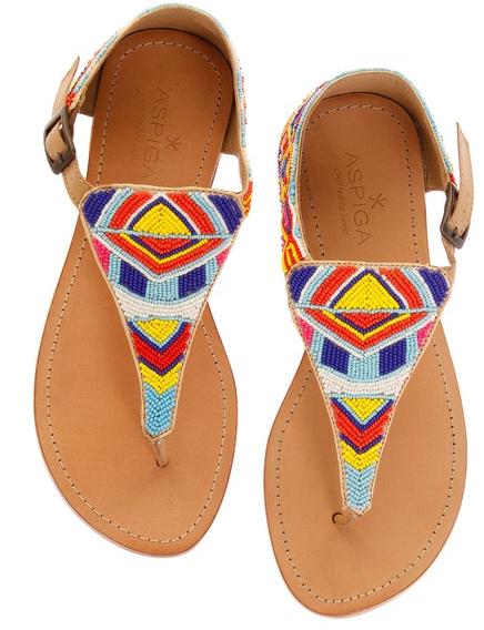Beaded thong sandal http://rstyle.me/n/jwbzhnyg6