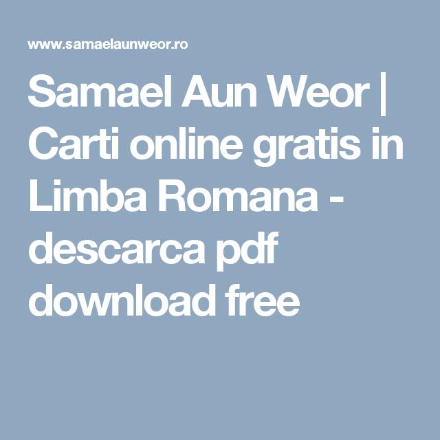 Carti In Romana Pdf