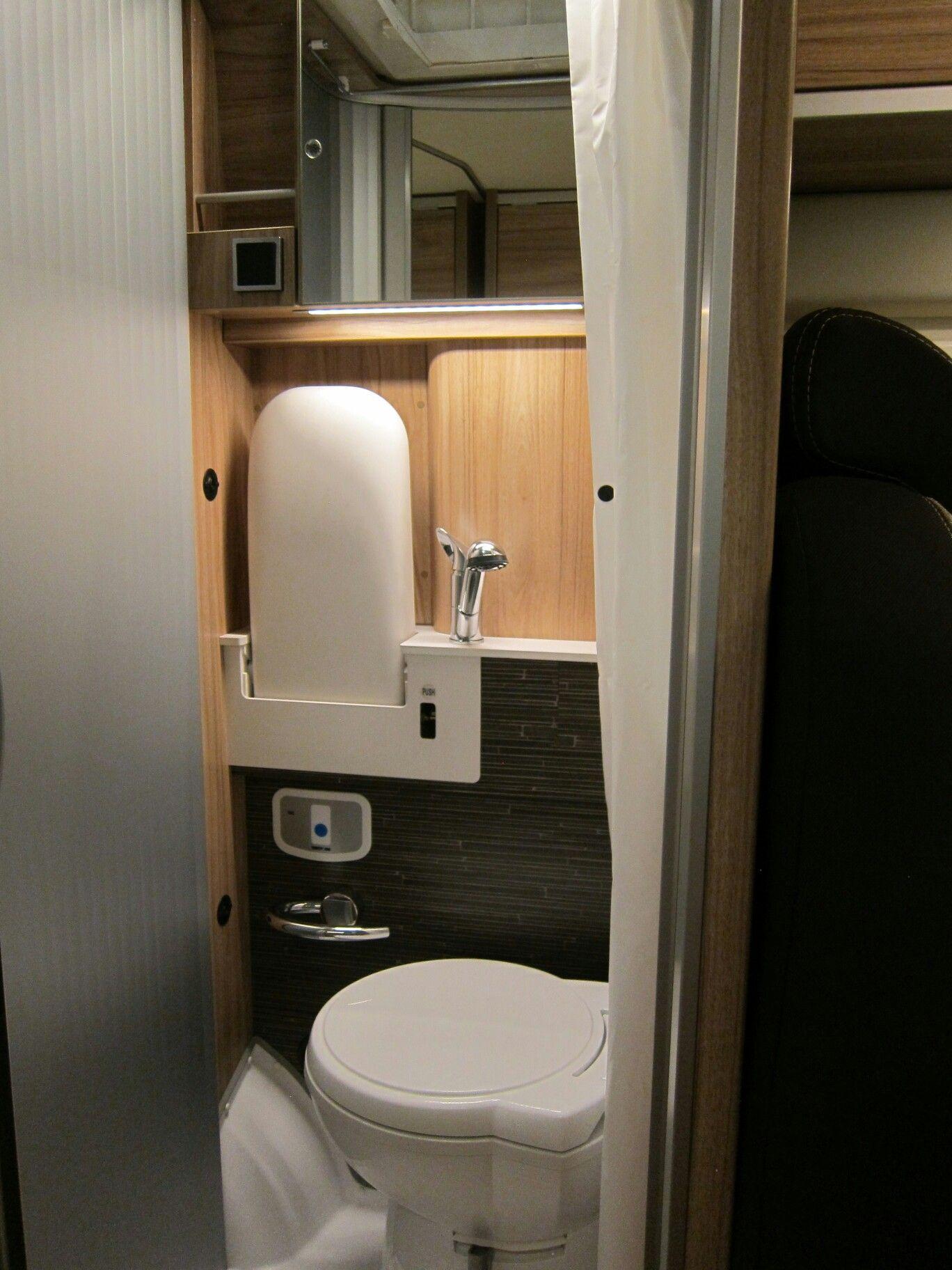 Handy fold down sink | Perfect travel trailer | Pinterest | Wohnwagen