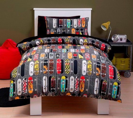 Pin By Duvet Divas On For The Home Cool Bedrooms For Boys Kids Bedroom Accessories Kids Bed Linen