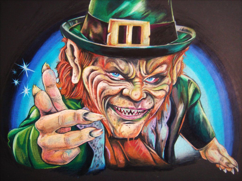 Leprechaun by GregLakowske on deviantART | Devils and Demons& ...