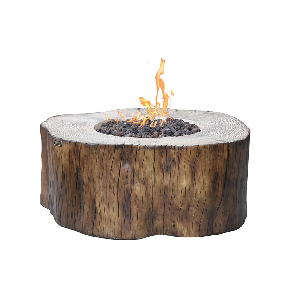 Elementi Manchester Fire Pit Table Authenteak Fire Pit Table Gas Firepit Fire Pit