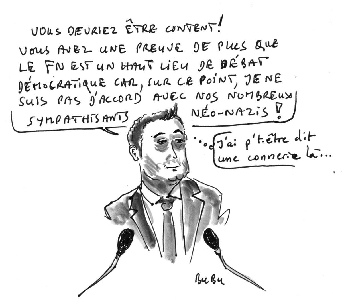 """""""Le Responsabilité De L'Etat Français Dans La"""
