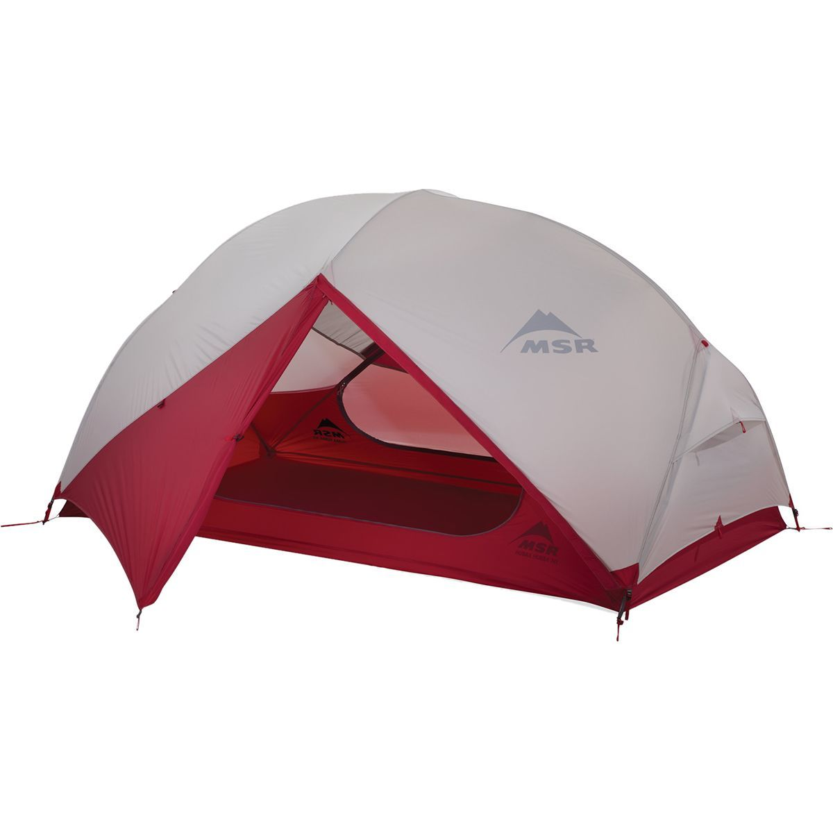 Msr Hubba Hubba Nx Tent 2 Person 3 Season Backpacking Tent Tent