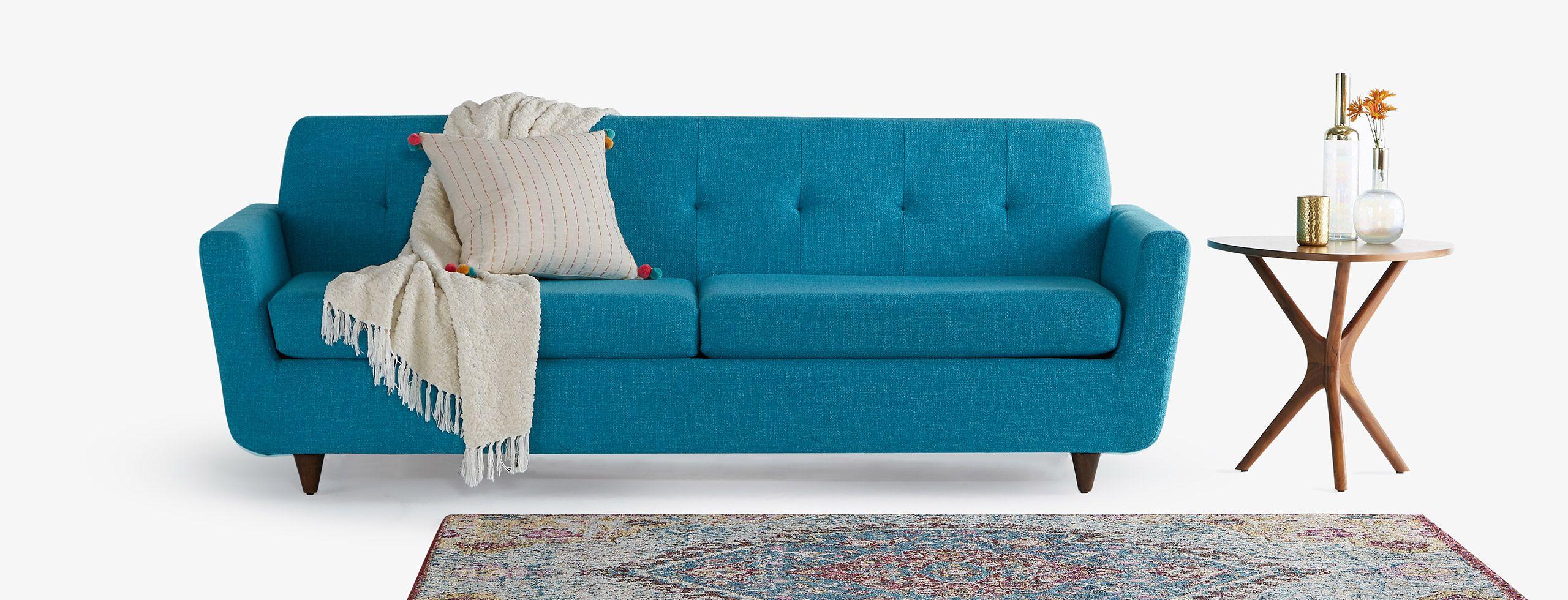 buy online 8eb45 f184c Hughes Sleeper Sofa   Modern cabin   Sleeper sofa, Sofa ...