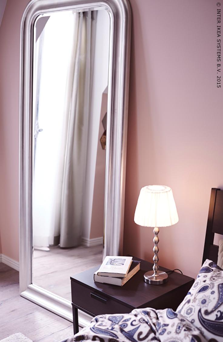Meubels decoratie wedstrijd myikeabedroom miroir plein pied d co maison et chambre ikea - Ikea miroir chambre ...