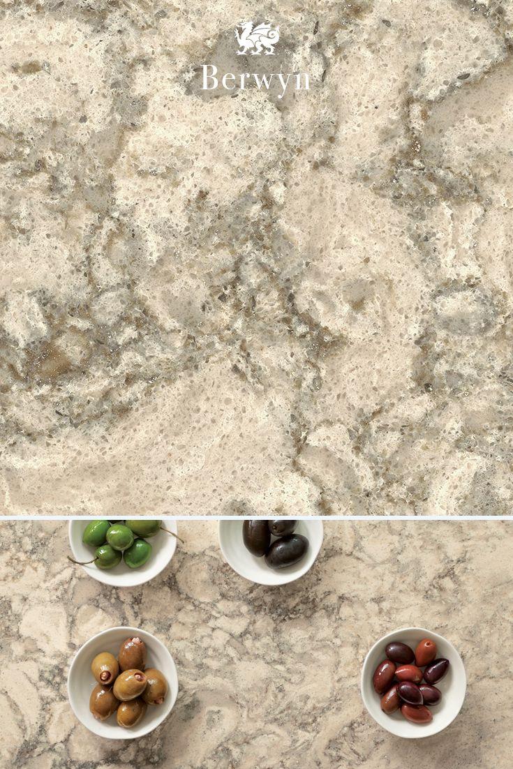 Berwyn Cambria Kitchen: Discover Your Favorite Cambria® Designs