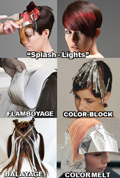 You name it its in this book how tos pinterest your hair color techniques pmusecretfo Images