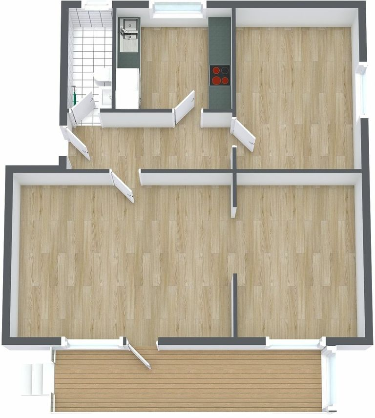 Curious about the types of floor plans