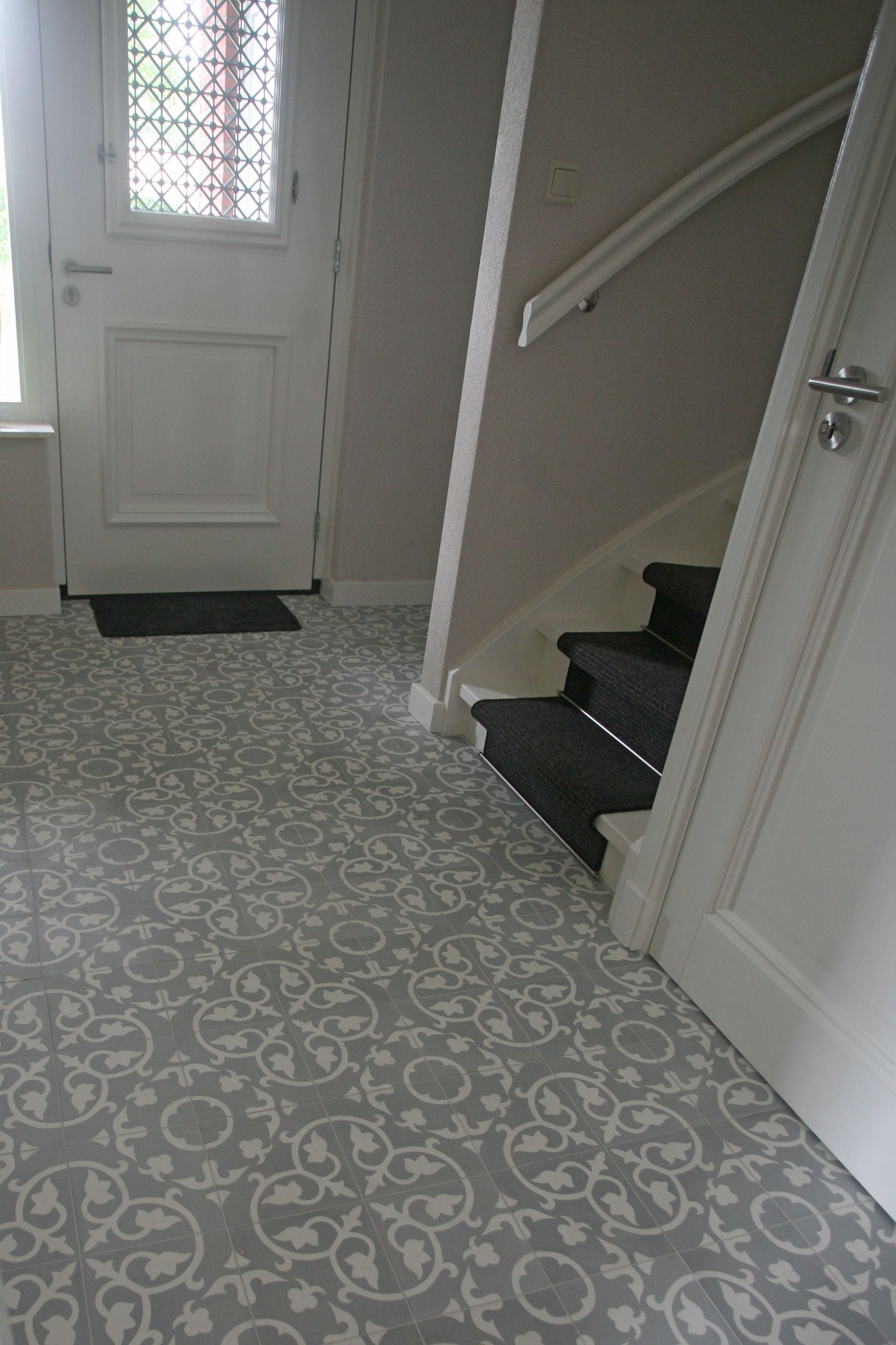 portugese tegels in hal tegels tiles pinterest hall toilet