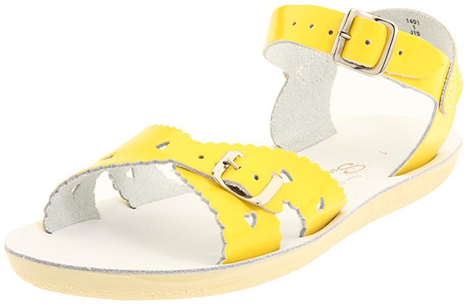 Toddler//Little Kid//Big Kid//... Salt Water Sandals by Hoy Shoe Sweetheart Sandal