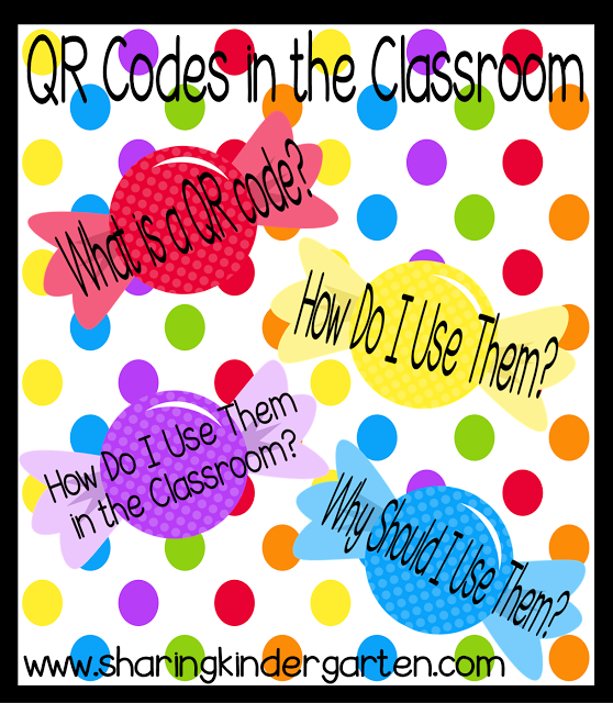 QR Codes... for the classroom? What are they? How do I use