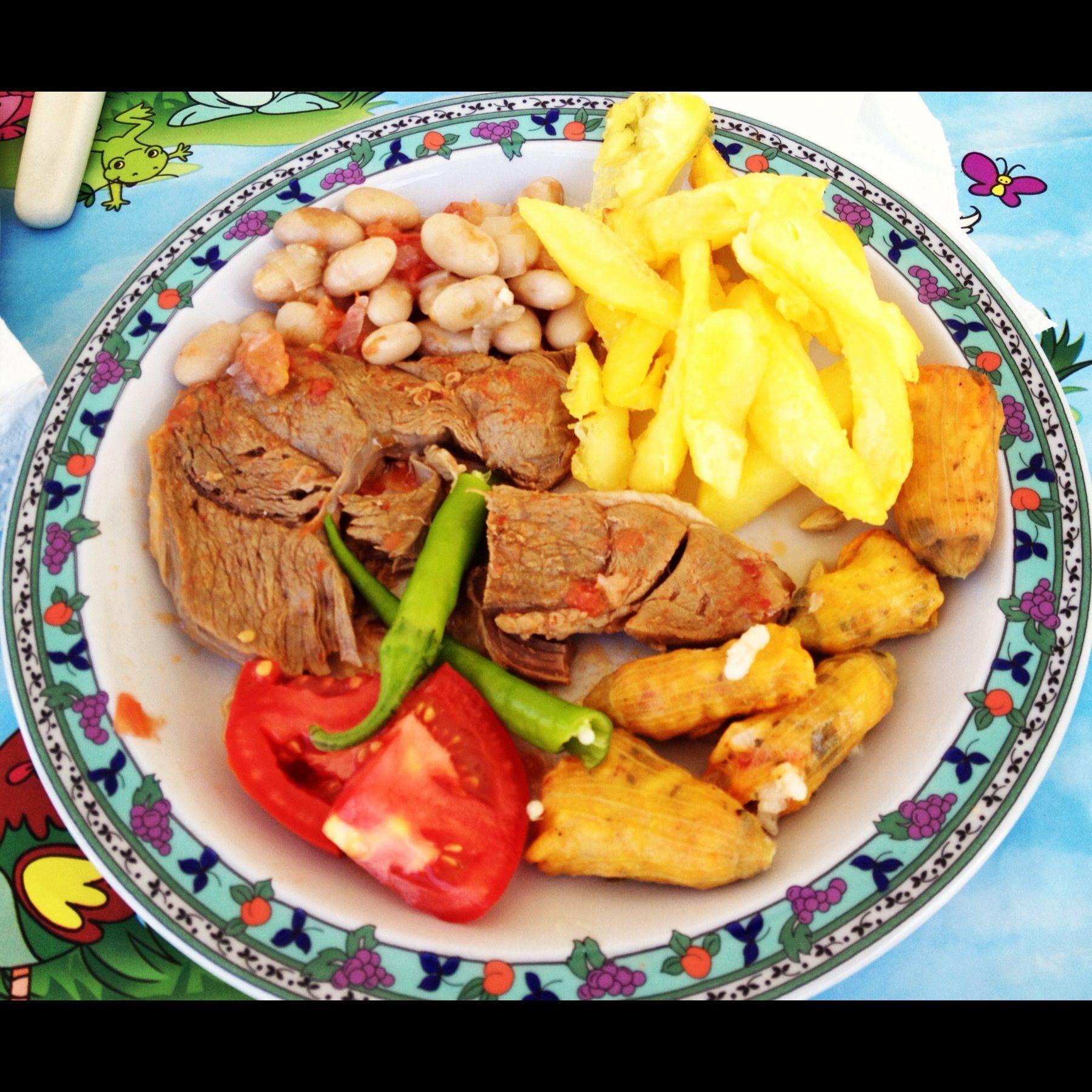 Mediterranean Style Cuisine: Mediteranean Style