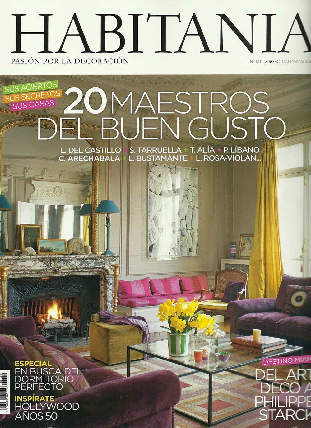 Habitania Magazine Pinterest Castillos Imprimibles Y Bonito # Niza Muebles Y Objetos