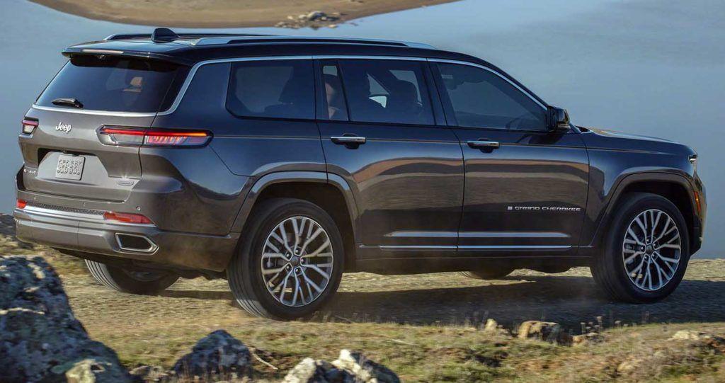 جيب غراند شيركوي أل 2021 الجديدة بالكامل النسخة الفاخرة من سيارة الدفع الرباعي الأصيلة موقع ويلز In 2021 Jeep Grand Jeep Jeep Grand Cherokee