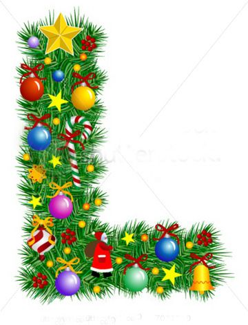 Pin By I T On Letters Numbers Christmas Christmas Lettering Christmas Alphabet Christmas Fonts