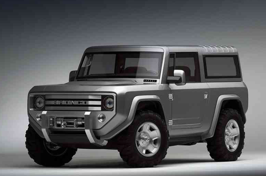 2020 Ford Bronco Specs Price Release Date
