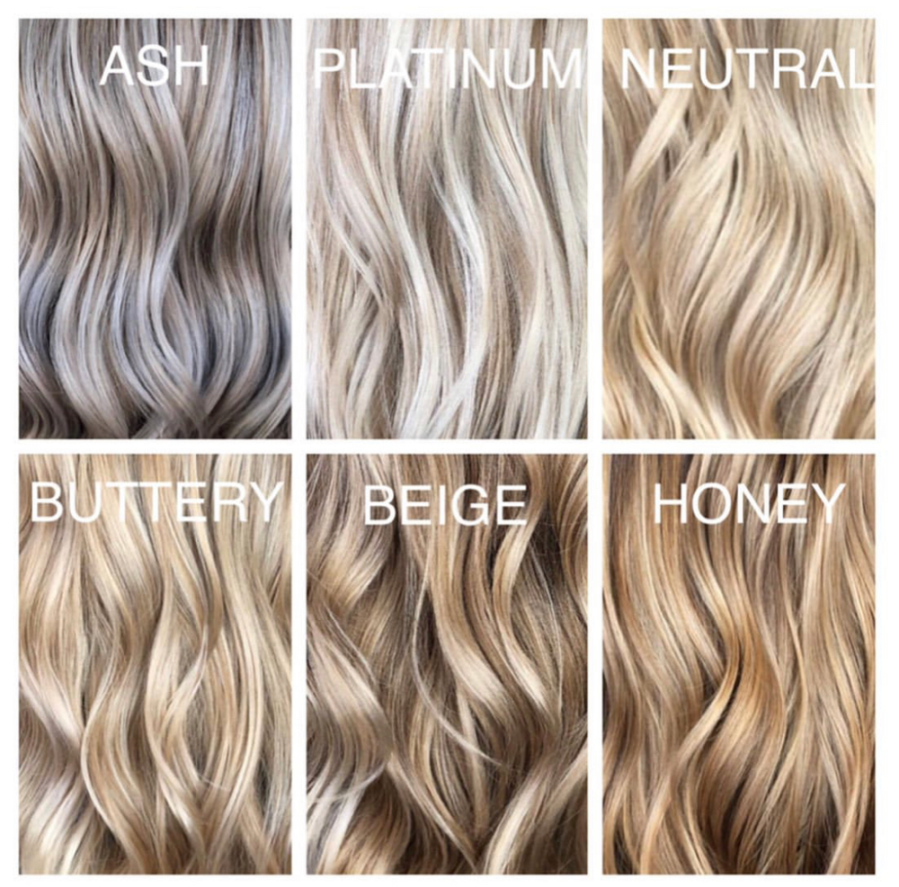 Bronde, Platinum, Ash, Honey: Gallery of the Most Beautiful, Shiny Balayage
