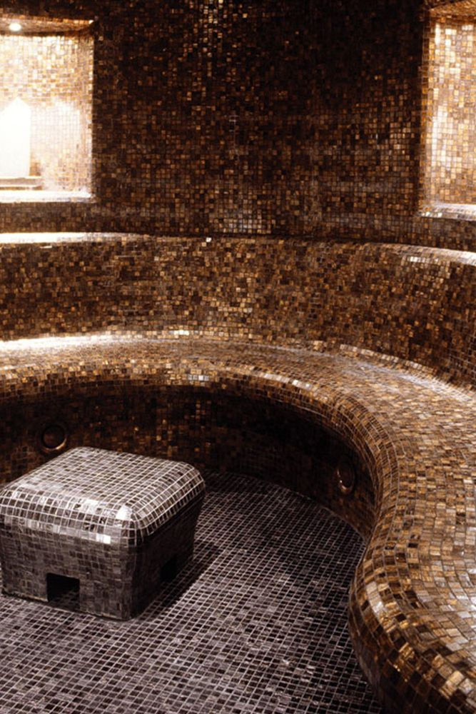 Mosaique david b showroom paris country hammam en 2019 hammam maison hammam et bain turc - Showroom salle de bain paris ...