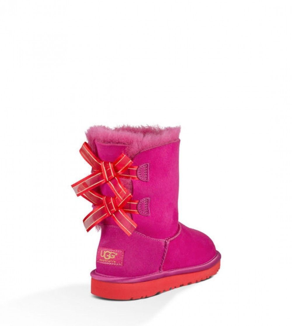 Youth's UGG Bailey Bow Bloom Boots