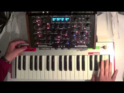 Musikmesse 2015: Hypersynth Xenophone - Monosynth - http://www.delamar.de/instrumente/hypersynth-xenophone-27973/?utm_source=Pinterest&utm_medium=post-id%2B27973&utm_campaign=autopost