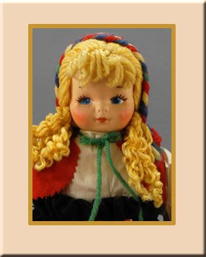 Carmel Doll Shop -Miscellaneous Dolls-
