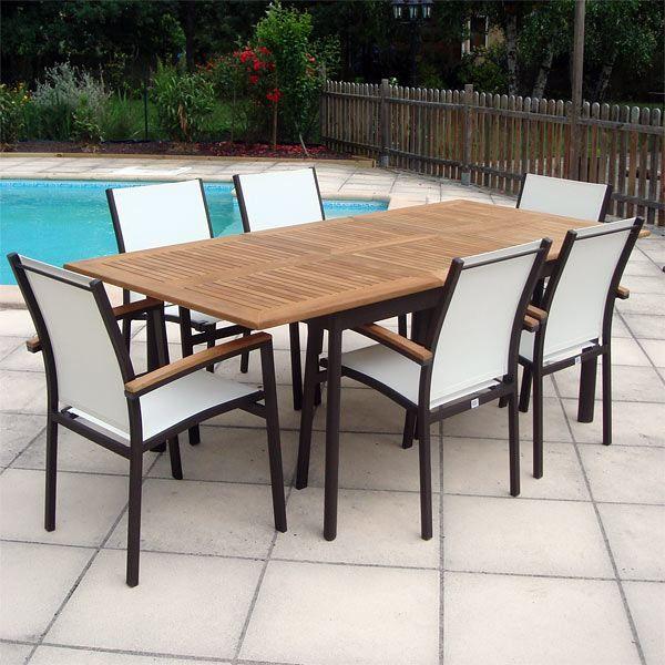Table de jardin : notre sélection pour l\'été - Marie Claire