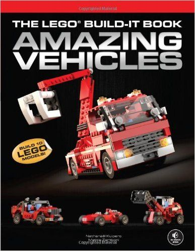 Lego Related Books The Lego Build It Book Vol 1 Amazing