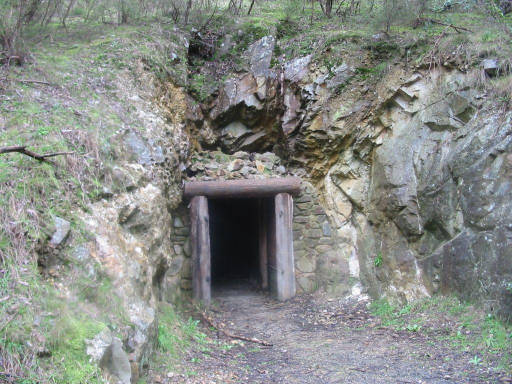 gold mine | Victory Mine - Adit | mines | Pinterest