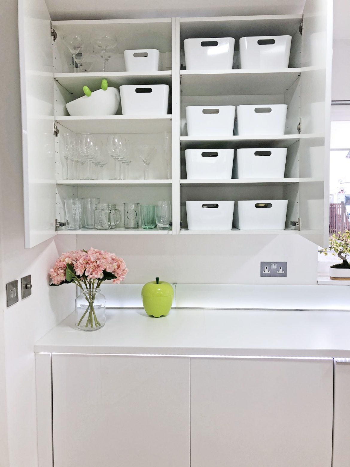 10 Ways To Use Ikea Storage Boxes To Organise Your Home Ikea Storage Boxes Ikea Kitchen Storage Ikea Storage