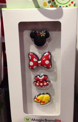 Disney Parks Minnie Mouse Body Parts Magic Band Bandits Set of 4 Charms Disney http://www.amazon.com/dp/B00JEN9TJW/ref=cm_sw_r_pi_dp_Q6Q9tb1T1D0R1