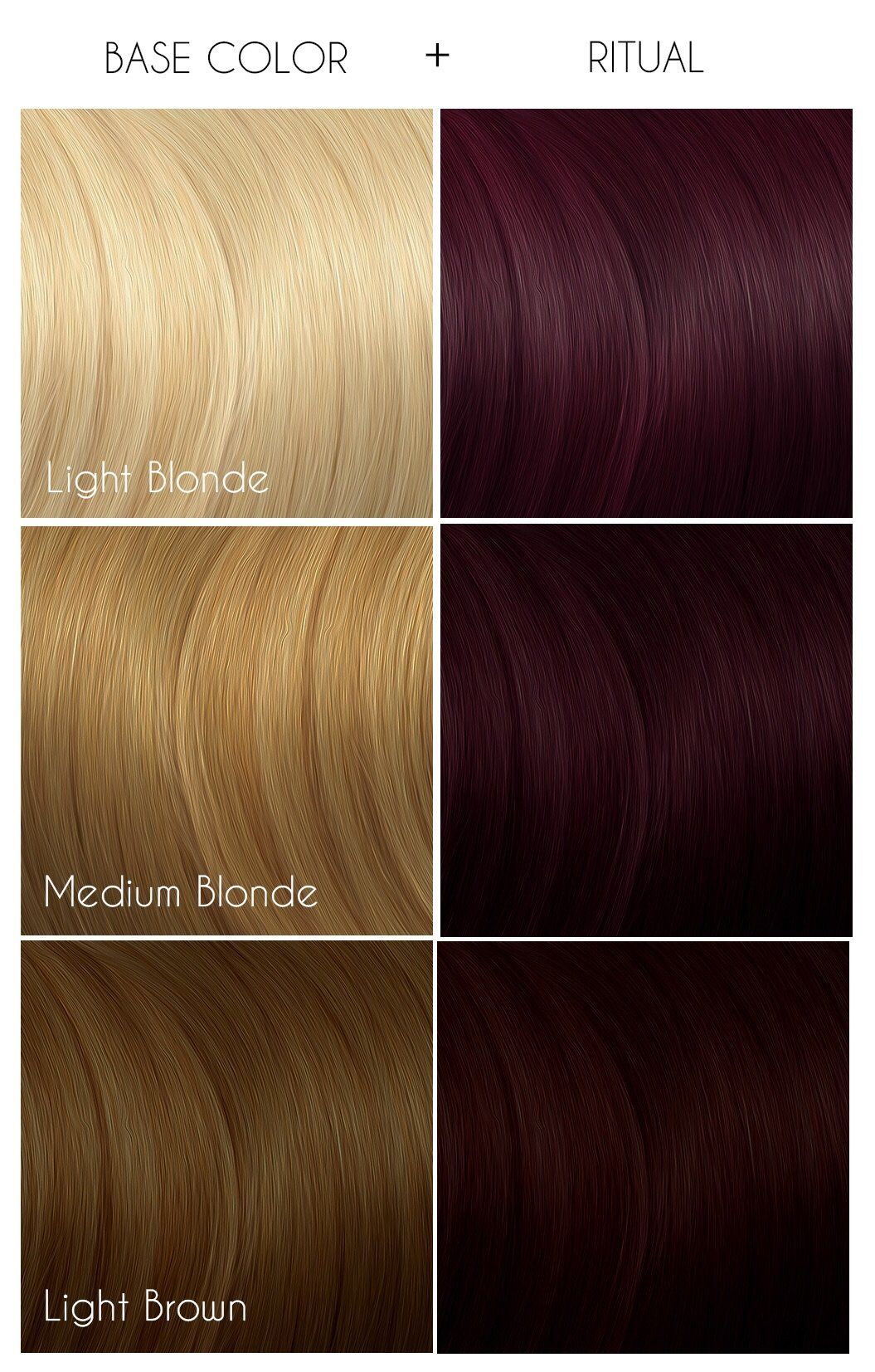 Ritual In 2020 Arctic Fox Hair Dye Arctic Fox Hair Color